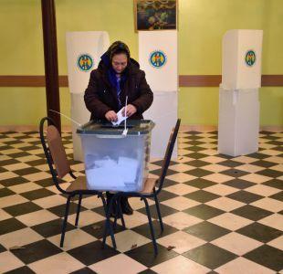 Primera elección presidencial en Moldavia en 20 años