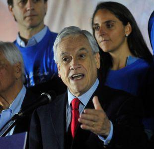 Encuesta Cadem: Tohá aparece como gran perdedora tras municipales y Piñera sale fortalecido