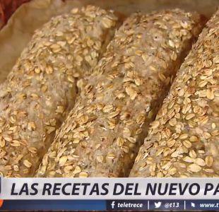 [VIDEO] Los secretos del nuevo pan en Chile