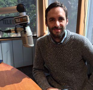 [Audio] Daniel Matamala: Desde chico quería ser periodista