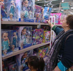 Comienzan las primeras compras navideñas para encontrar el regalo perfecto