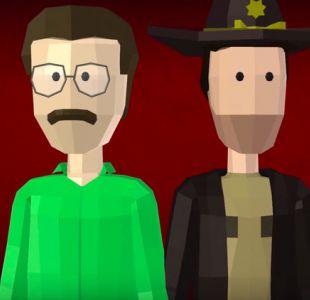 Una teoría de fans presenta a Breaking Bad como la precuela de The Walking Dead