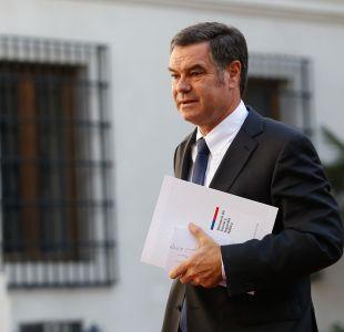 Ossandón por proclamación de Piñera: Se hizo un trabajo subterráneo por mucho tiempo