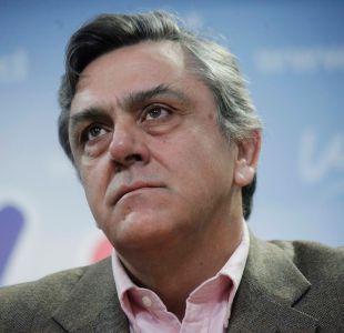 Pablo Longueira sufrió un robo frustrado en su oficina en Providencia