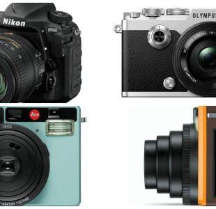 Las cinco mejores cámaras fotográficas para viajeros