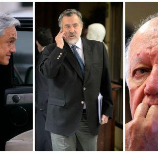 Encuesta Cadem: Guiller se posiciona sobre Lagos y Piñera sigue liderando
