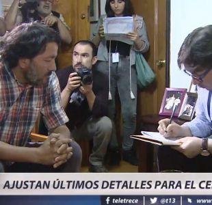 [VIDEO] Con ministros censistas se realizó el Ensayo General del Censo 2017