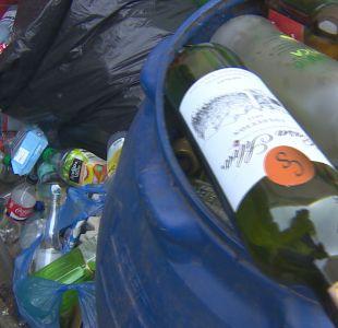 Alerta por acumulación de basura tras paro de trabajadores del sector público
