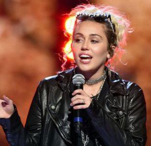 Miley Cyrus dijo que su intención de irse era real.
