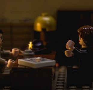 Stranger Things en Lego