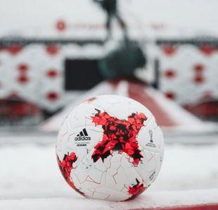 Krasava es el nombre del balón oficial de la Copa Confederaciones 2017