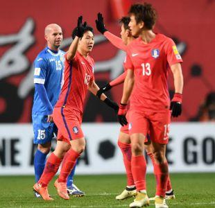 Clasificatorias de Asia: Corea del Sur sobrevive a duelo vital ante Uzbekistán
