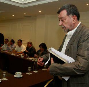 Paro del sector público: Aleuy confirma que habrá descuentos y sumarios