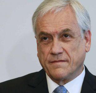 Diputado Gutiérrez presenta querella contra Sebastián Piñera por negocio de Bancard en Perú