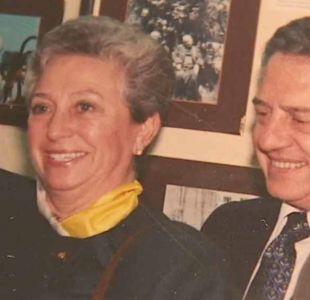 """""""La tengo, pero no es la misma Lily"""": el testimonio de Carlos Massad cuidando a su esposa"""