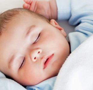 El 16% de los bebés de seis meses no tienen un patrón de sueño regular, según un estudio.