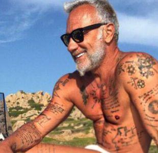 Así lucía antes de ser conocido Gianluca Vacchi, el millonario italiano furor en redes sociales