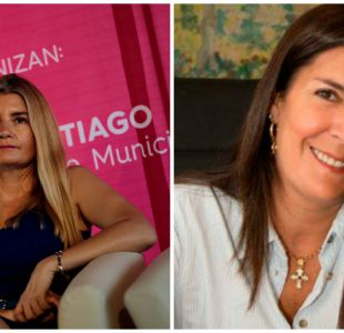 Carolina Lavín y Pilar Cruz renunciaron a sus cargos para competir por cupo parlamentario