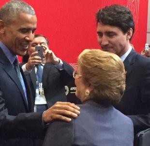 """Presidenta Bachelet sobre el TPP: """"Esto es beneficioso para todos"""""""