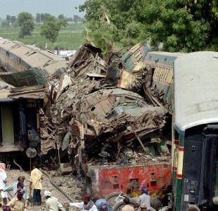 Al menos cinco muertos en atentado con bomba en Pakistán