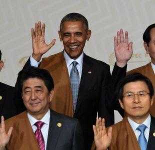 Líderes de Asia Pacífico defienden el libre comercio pese a Trump
