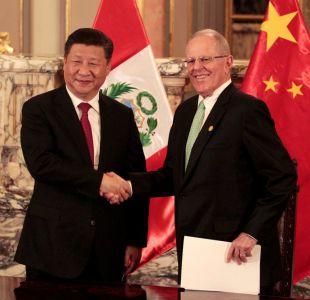 APEC: Presidente de China visita Perú con la mira puesta en el libre comercio