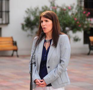 """Gobierno califica de """"ofensivas"""" las críticas de Guillier a ministro Fernández"""