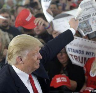 Trump y la prensa: Es complicado