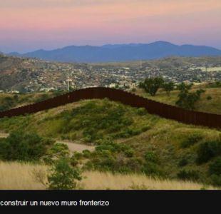 EE.UU. selecciona empresas para prototipos de muro con México