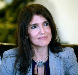 """Ex vocera de gobierno: """"En 15 días se ha logrado retrotraer y retroceder a Chile"""