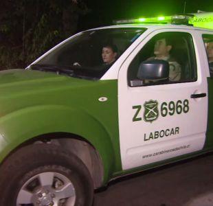Roban casi 500 millones de pesos desde tabacalera en Cerrillos