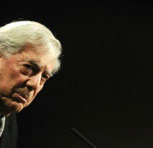 Mario Vargas Llosa en defensa del ex ministro de Cultura Mauricio Rojas: Lo siento por Chile