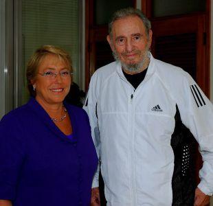 Carlos Peña critica palabras de Bachelet a Fidel Castro: Uno esperaría un juicio equilibrado