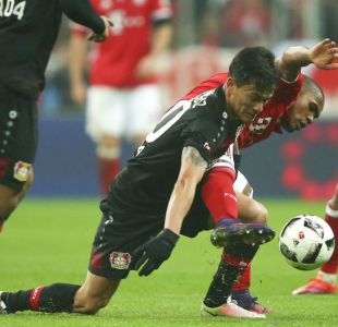[Minuto a Minuto] Charles Aránguiz ingresó a los 68 en duelo del Leverkusen por Champions