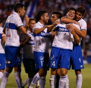 La UC vence a U. de Concepción y alcanza el liderato del Torneo de Apertura