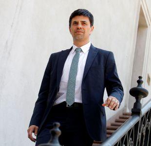 Marcelo Díaz declina de participar de primaria interna del PS en Aysén