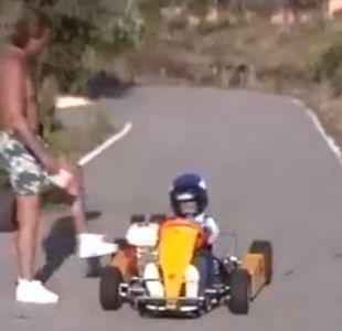 [VIDEO] ¡Gracias papá y mamá!: El emotivo video de Nico Rosberg tras ser campeón de Fórmula Uno