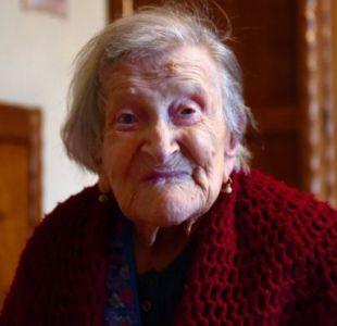 Emma Morano nació el 29 de noviembre de 1899 en Piedemonte, en el norte de Italia.