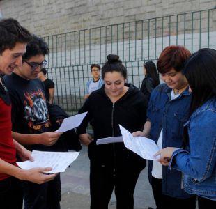 El 22 de diciembre los estudiantes que rindieron la PSU podrán saber si cumplen requisitos socioeconómicos para la gratuidad