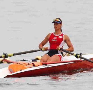 Remera Antonia Abraham logra medalla de oro en los Juegos Bolivarianos de Playa