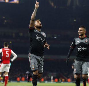 Alexis Sánchez no estuvo en eliminación del Arsenal de la Copa de la Liga