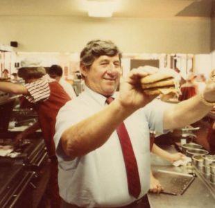 El creador del Big Mac murió a los 98 años.
