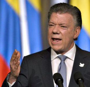 Juan Manuel Santos, quien fue reelegido presidente en 2014, no podrá aspirar a un tercer mandato.