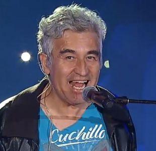 Jorge González volvió a la Teletón