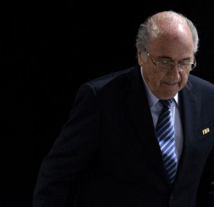 TAS mantiene suspensión de seis años a Joseph Blatter