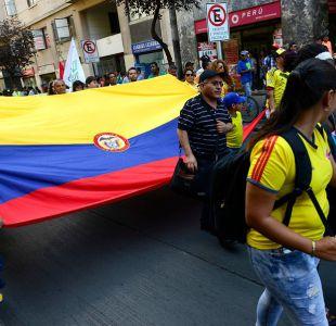 Colombianos realizan en torno al 80% de peticiones de refugio en Chile