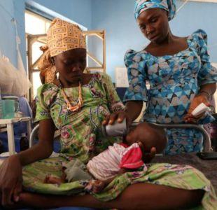 Sobrevivimos a Boko Haram pero no a la hambruna: el drama de los niños de Nigeria