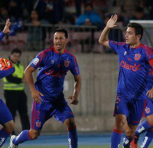 Lateral de la U sueña con ir a torneo internacional y no critica a Colo Colo por jugar con juveniles