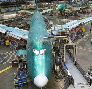 El Jumbo Jet es uno de los productos estrella de Boeing.