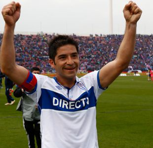 """Cristián Álvarez y duelo ante Temuco: """"Hay ansiedad, ganas de jugar pronto"""""""